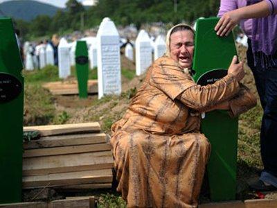 13 сербов арестованы в Боснии по подозрению в убийствах мирных жителей во время югославской войны