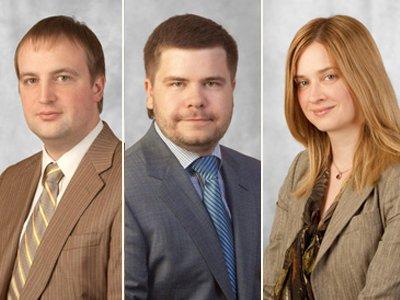 """В юрфирме """"ЮСТ"""" стало сразу на трех молодых партнеров больше"""