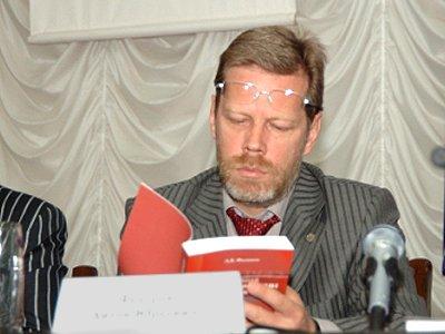 Антон Федоров сменил в ВККС своего заместителя по кадровому управлению Кремля