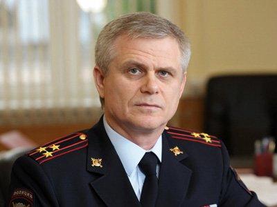 48-летний начальник МУРа Трушкин уходит на пенсию, отработав на этом посту чуть более года