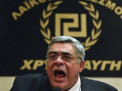 Суд арестовал лидера греческих ультраправых по обвинению в причастности к убийству