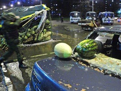 Задержан один из руководителей овощебазы в Бирюлево, второй пустился в бега