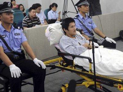 Инвалид, устроивший взрыв в пекинском аэропорту, приговорен к 6 годам тюрьмы
