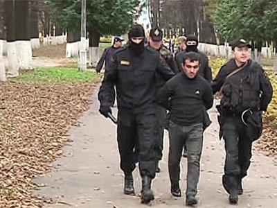 Орхан Зейналов - подозреваемый в убийстве москвича Егора Щербакова