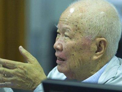 """Суд над лидерами """"красных кхмеров"""" в Камбодже перешел в заключительную стадию"""
