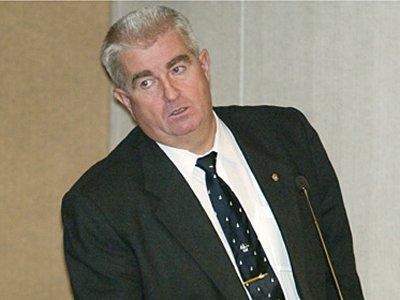Александр Котенков был представителем президента в Совфеде в течение 9 лет