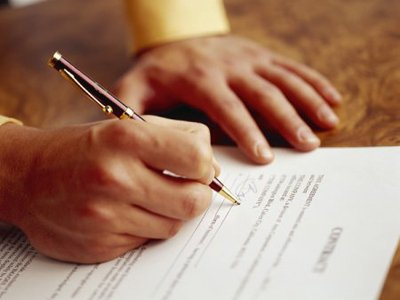 ВРФ подготовили законодательный проект озапрете мелкого шрифта вдоговорах
