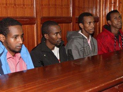 Предъявлены первые обвинения пособникам террористов, захвативших торговый центр в Кении