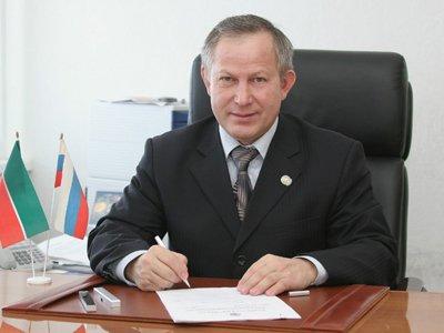 Бывший министр юстиции Татарстана Мидхат Курманов
