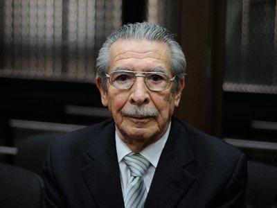Экс-диктатора Гватемалы будут судить за геноцид, несмотря на деменцию