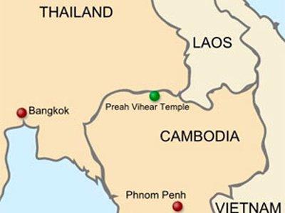 Суд ООН разрешил многолетний территориальный спор между Таиландом и Камбоджей
