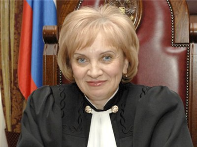 Глава Мосгорсуда предлагает, чтобы штрафы ЕСПЧ судьи оплачивали из своего кармана