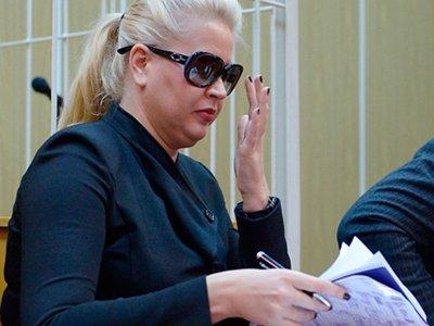 Евгения Васильева прождала все заседание по своей жалобе в коридоре Мосгорсуда