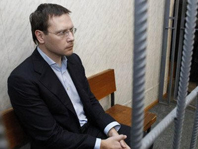 Сейчас Валерий Носов отбывает 4-летний срок в колонии-поселении за вымогательство 73 млн руб. у бизнесмена.