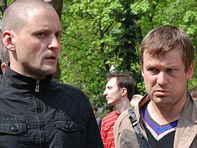 Завершено расследование дела Развозжаева и Удальцова, возбужденное по наводке НТВ