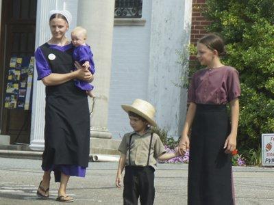 Амиши, которых суд обязал лечить дочь химиотерапией, бежали из США