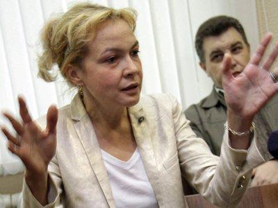 """Обвинение просит для экс-редактора """"Ура.ру"""" Аксаны Пановой условный срок"""