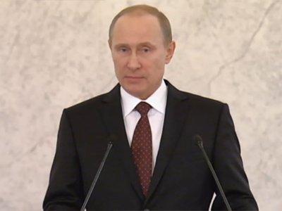 Путин призвал новый Верховный суд РФ разобраться с различным толкованием норм права