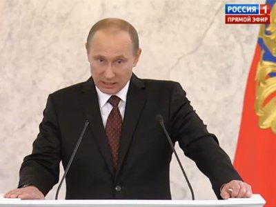 Путин хочет создать особые отделы в судах и улучшить привлечение судей к ответственности