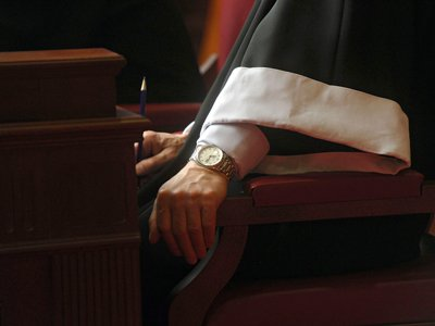 Судьи продолжают жаловаться на адвокатов