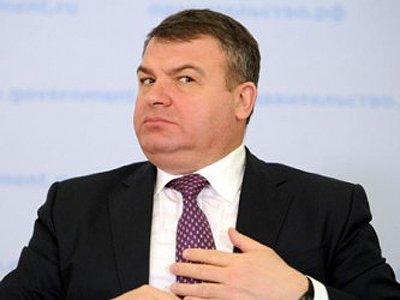 Анатолий Сердюков, бывший министр