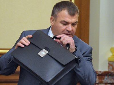 Анатолий Сердюков, экс-министр обороны