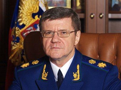 Чайка переизбран главой Координационного совета генпрокуроров СНГ