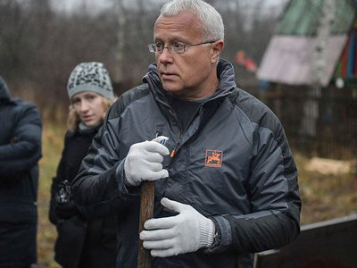 Бизнесмен Александр Лебедев вышел на свободу с чистой совестью
