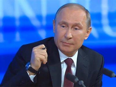 Путин горячо заступился за судей КС Украины
