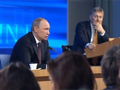 """Путин объяснил, почему отказался амнистировать фигурантов """"болотного дела"""""""