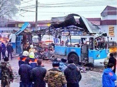 В Волгограде взрывы на вокзале и троллейбусе совершили мужчины-смертники, один из них уроженец Марий Эл