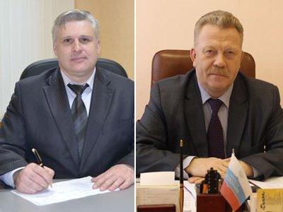 Владимир Шагов (слева) и Александр Изместьев
