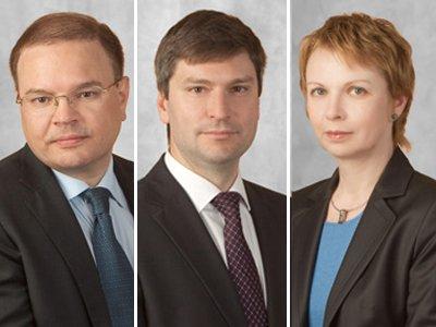 Александр Евдокимов, Максим Ровинский, Татьяна Старикова