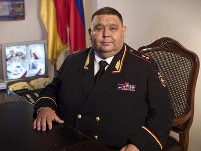 Министр внутренних дел по республике Северная Осетия генерал-лейтенант полиции Артур Ахметханов