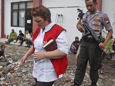 Британскую учительницу приговорили в Индонезии к 14 годам тюрьмы за контрабанду метамфетамина