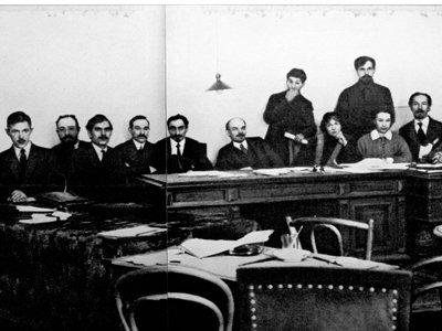 Совет Народных Комиссаров РСФСР