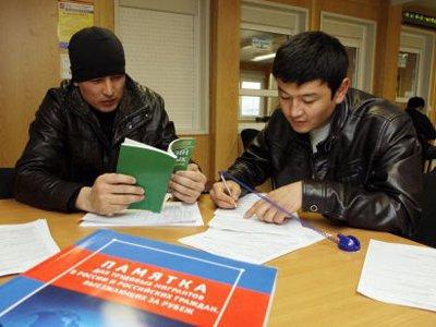 Мигрантов без трудовых договоров вышлют из РФ