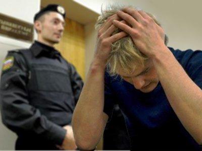 Осужден частный обвинитель, ударивший в суде пристава, сделавшего ему замечание