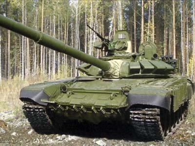 СКР расследует гибель офицера и солдат в танке Т-72Б3, взорвавшемся во время учений
