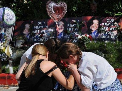 Пятеро фанатов Майкла Джексона отсудили себе по одному евро за моральный ущерб от его смерти
