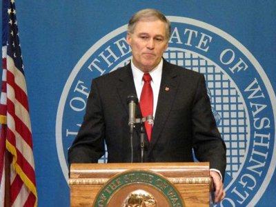 Губернатор штата Вашингтон Джей Инсли