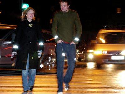 МВД исключает из ПДД пробелы: пешеходам придется носить светоотражающие элементы