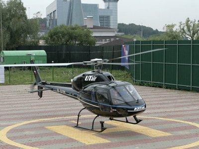 Полиция Канады поймала заключенных, сбежавших из тюрьмы на вертолете
