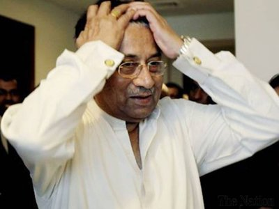 Экс-президент Пакистана предстал перед судом по делу о госизмене