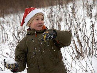 13-летнему американцу, который попал в полицейского снежком, предъявлены обвинения в избиении