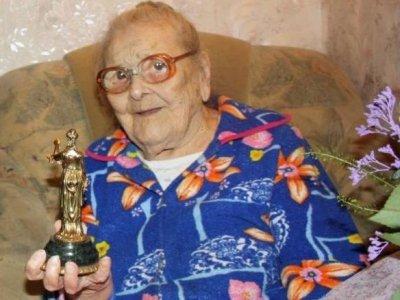 Старейшей судье Челябинской области Евдокии Акатьевой исполнилось 100 лет