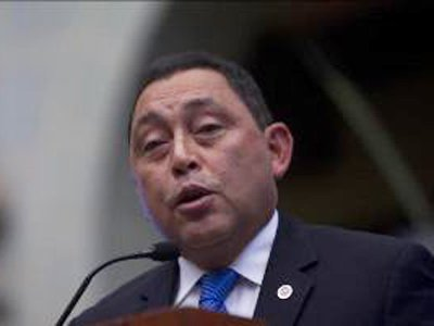 Застрелился судья Верховного суда Гватемалы