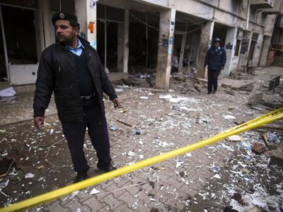 В пакистанском суде совершен теракт, погибли 11 человек