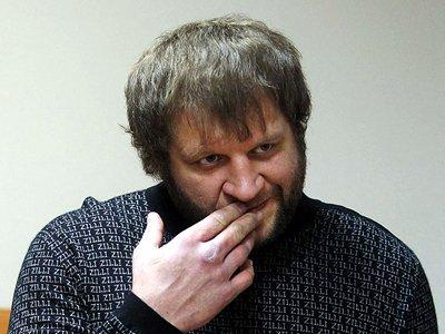 Дело об изнасиловании домработницы чемпионом Александром Емельяненко возвращено на доследование