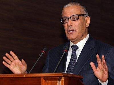 Генпрокуратура Ливии запретила отстраненному премьеру покидать страну